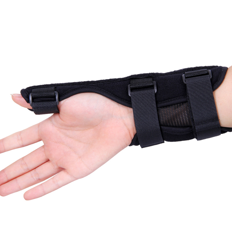 2016 New Arrival Wrist Support Hand Brace Band Carpal Tunnel Splint Arthritis Sprains Useful health care Product F#OS(China (Mainland))