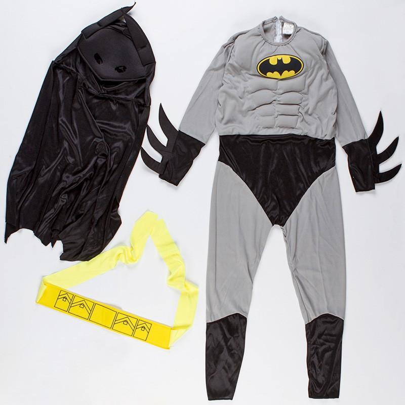 Новогодний костюм BATMAN фото