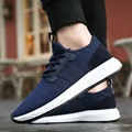Summer Trainers Men s Shoes Flat Shoes Walking Casual Superstar Breathable Mesh Zapatillas Deportivas Spring Male
