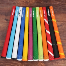 10pcs/Lot.New Golf irons Grips IOMIC Golf Clubs Grip color Can mix color Golf Grips Free Shipping(China (Mainland))