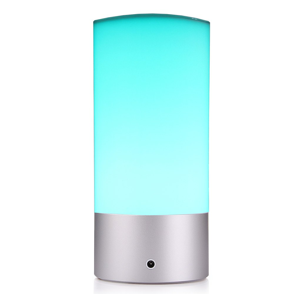 Original Xiaomi Yeelight LED Night Light Bed Bedside Lamp Touch Control Support Mobile Phone App Control(China (Mainland))