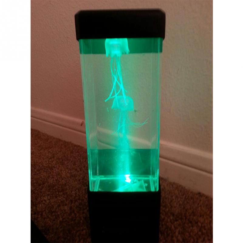 Popular Jellyfish Lamp Aquarium Buy Cheap Jellyfish Lamp Aquarium lots from China Jellyfish Lamp