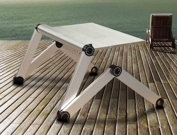 free shipping hot laptop desk bed computer table folding tables dual cooling fan office aliexpresscom buy foldable office table desk