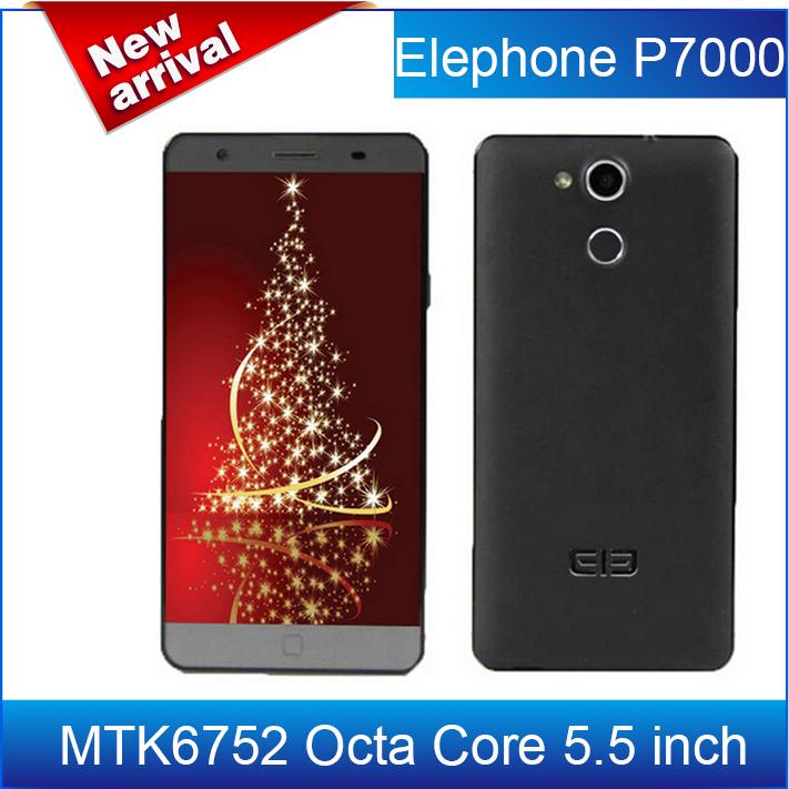 Мобильный телефон Elephone + ) ! 100% MTK6752 P7000 64 Bit Octa 5,5 ' 4 g LTE RAM 3GB 16MP