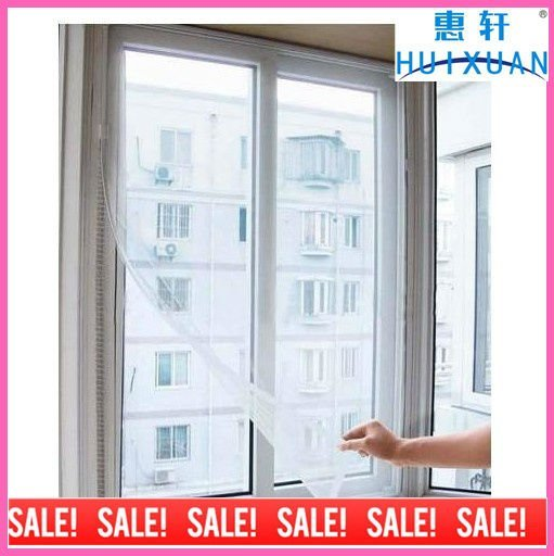 Magnetic Mosquito Screen Window
