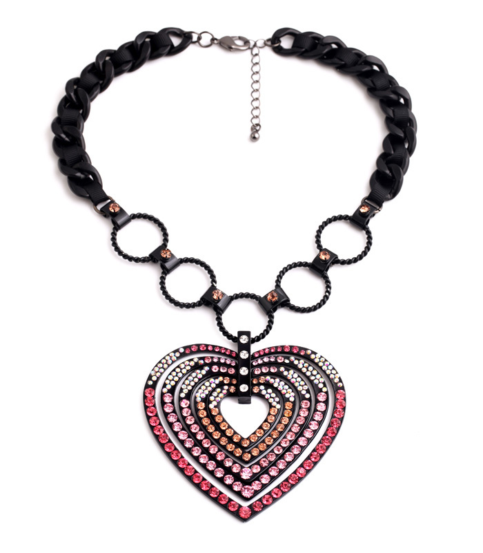 Display Fashion Online Jewelry Classic Women New Arrival Vintage Kingdom Hearts Necklace(China (Mainland))