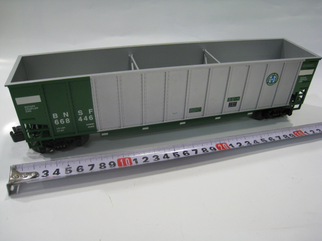 LIONEL O 1/48 America proportion of train carriage model Yuan Bao genuine 6-27852(China (Mainland))