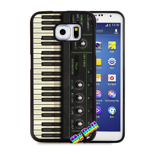 air music technology hard skin mobile phone cases for samsung note2 note4 note5 s3 s4 s5 s6 s6edge plus s7 s7edge phone shell(China (Mainland))