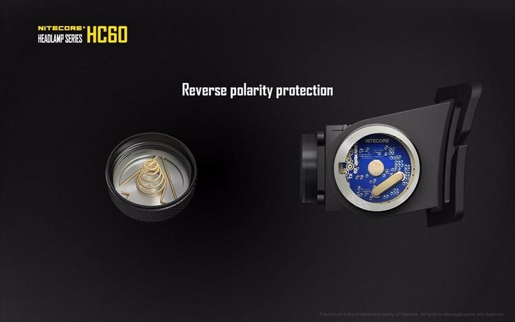 2017 New Arrival HC60W Headlamp CREE XM-L2 U2 1000 Lumen Headlight Waterproof Flashlight Torch For Camping Travel Free shipping