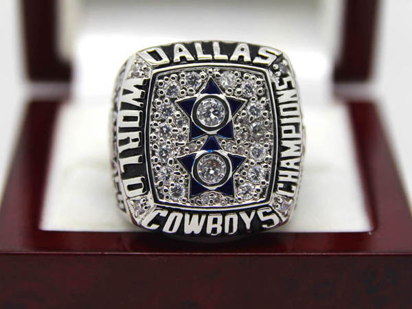 1977 Dallas Cowboys Super Bowl Championship RingNational Football League Gems CZ Ring Sze 11<br><br>Aliexpress
