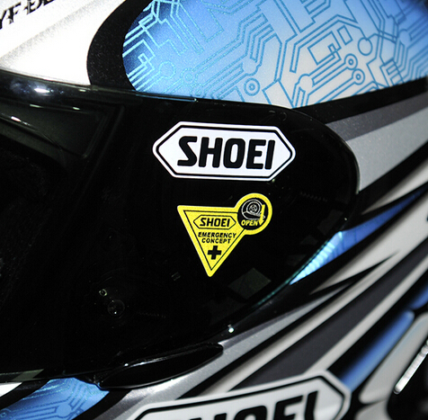 Shoei Helmet Stickers Images Reverse Search - Motorcycle helmet face shield decals