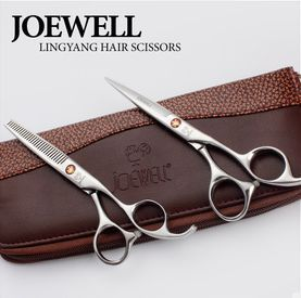 Hair Scissors Shear Cutting andThinning Scissor Barber Scissor JOEWELL JP603 6.0INCH for choose Cheap price HOT