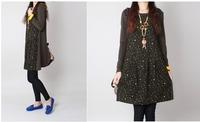 Женское платье Fashion cutedress 0914K GD343-A-8355