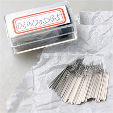 1000Pcs Per Box 316L Stainless Steel Disposable  Loose Tattoo Needles  for Tattoo Supply(China (Mainland))