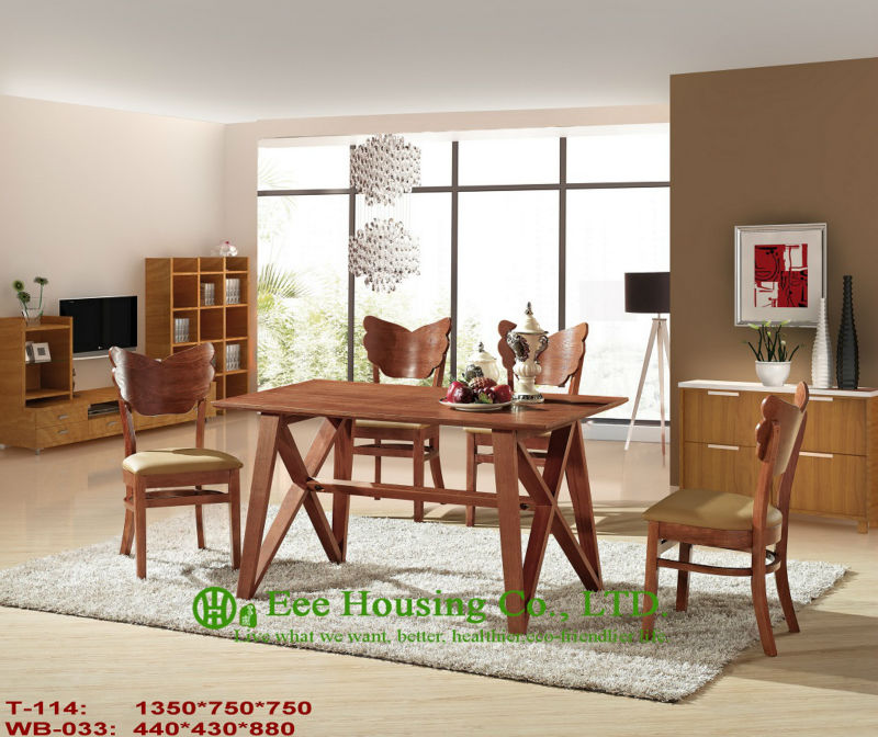 T-114,WB-033   Luxurious Solid Dining Chair,Solid Wood Dinning Table Furniture With Chairs/Home furniture<br><br>Aliexpress
