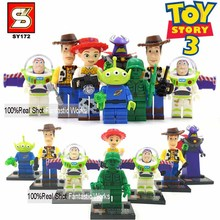 Star Wars Figures SY198 Star Wars Action Figures Toys with Star Wars Lightsaber Building Blocks Brick Star Wars Toys Minifigures(China (Mainland))