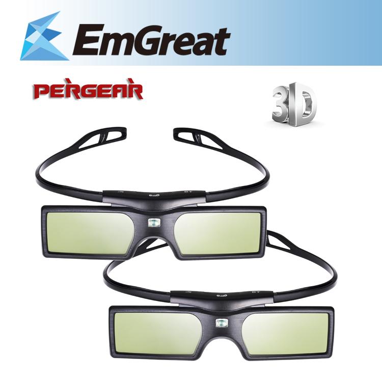3D-очки Pergear 2 /bluetooth 3D Samsung Panasonic Sony 3D 3D gafas 3D P0016935 G15 3d очки sony tdg bt500a