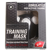 1 set sport 2.0 Mask for training MMA Boxing Mask 2.0 Men Fitness Equipment Supplies Outdoor Sports Mask 2.0(China (Mainland))
