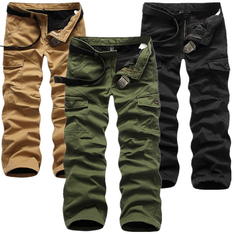 Baggy Khaki Cargo Pants For Men Khaki Cargo Pants Men 39 s
