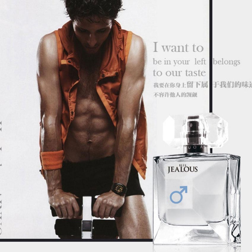 HIS JEALOUS pheromone perfume for men use,Pheromone Atrractant perfume,the opposite sex mutual attraction sexual interest<br><br>Aliexpress