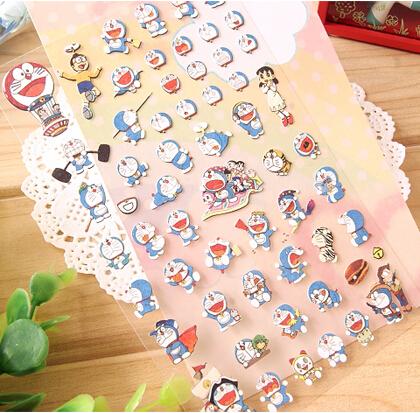 Free shipping  Daisyland  cartoon doraemon  paper stickers / decorative diary sticker DIY sticker 20pcs/lot<br><br>Aliexpress