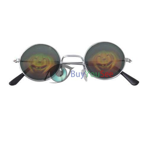 BuyYouSee Shop Halloween Trick Joke Horror Terror Pop Eyes Glasses Toy(China (Mainland))