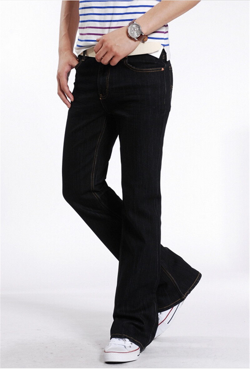 Popular Men Boot Cut Fit Pant-Buy Cheap Men Boot Cut Fit Pant lots ...