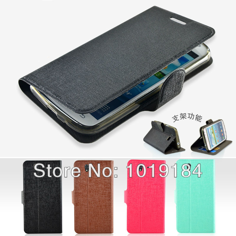 Luxury Fanspda Leather Case Flip Cover Sony Xperia Z C6603 C6602 L36h Card Slots Stand - Christina's No.1 Store store