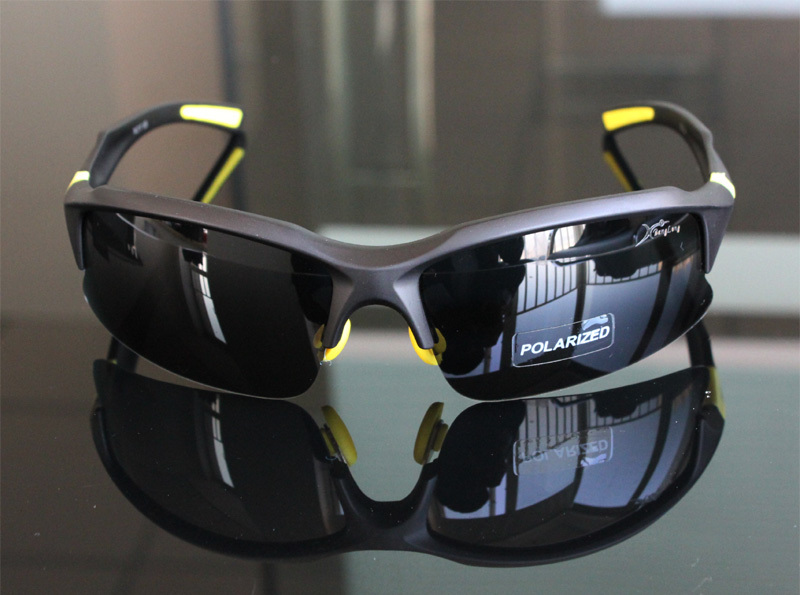 Professional UV400 Polarized Cycling Glasses Simple Fashion Men And