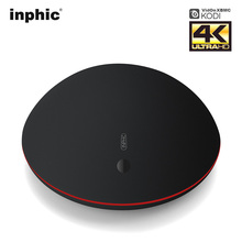 Inphic I7 Pro 4K Android TV box Android 6.0 Quad Core 2G RAM 16G ROM Smart tv Box 2.4GHz WIFI IPTV Media Player