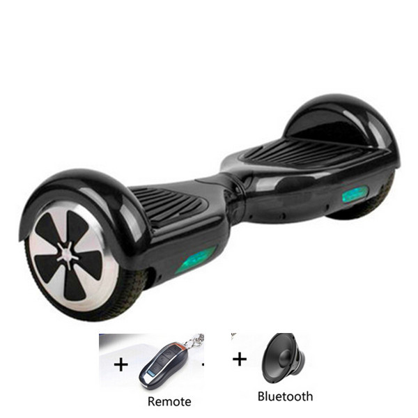 2016 China Factory electric unicycle 2 wheel electric scooter 2 Wheel Electric Skateboard LED Bluetooth pit bike(China (Mainland))