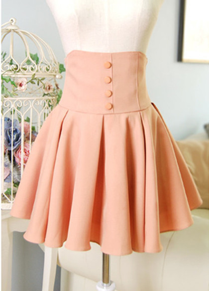 2015 new hot cozy summer lady women skirt solid cute ...