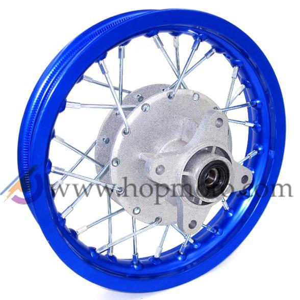 Rear 10 inch 28holes Aluminum Alloy  Wheel Rims Drum Brake  hub for dirt bike pit bike KTM CRF Kayo BSE Apollo <br><br>Aliexpress