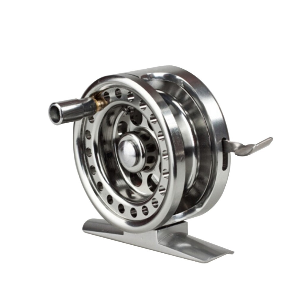 Fly fishing reel bld50 bld60 aluminum frame and spool for Saltwater fly fishing reels
