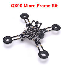 Buy Tiny QX90 90mm Micro FPV Racing RC Quadcopter Frame Kit Based SP RACING F3_EVO_Brush Flight controller support 8520 Motor for $20.79 in AliExpress store