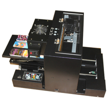 FREE SHIPPING Economical A4 SIZE digital leather printing machine,suede leather printer(China (Mainland))