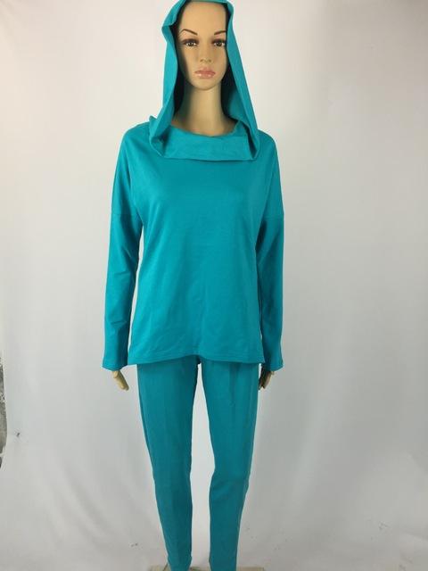 Европа и Америка модный бренд женская одежда наборы толстовки флис из двух частей комбинезоны