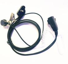 Earhook Earpiece For Vertex Standard VX-110 VX-130 VX150 VX230 VX231 VX261 VX-418 VX-400 walkie talkie