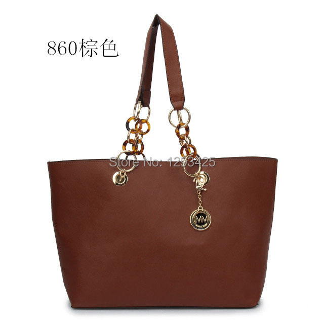 2014 Free Shipping Famous brand name Handbags Designer Fashion Women Saffiano Leather Tote Bags(China (Mainland))