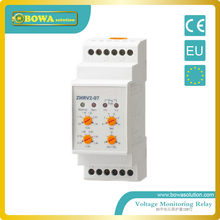 Контроль напряжения ZHRV2-01 или 02