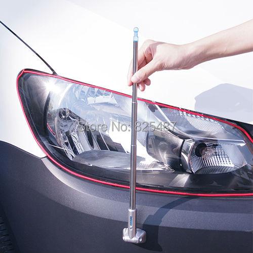 2 шт. LEMATEC универсальный эластичность бампер угол полюс для безопасности автомобиля полюс позиция полюс тайвань угол полюс автомобиль аксессуар