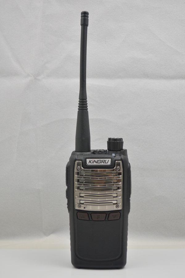 2pcs 10W walkie talkie new UHF 400-480MHz 16CH KINGRU SC-888 Portable Ham Two Way Radio with 2600mah battery walkie talkie 10km(China (Mainland))