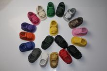100pairs/Lot Boys Baby Shoe PU Leather Anti-slip 0-24M