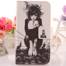 AIYINGE Unique Design Protector Accessories Cell Phone Shell Wallet Bags Flip PU Leather Case For Highscreen 4 game(China (Mainland))