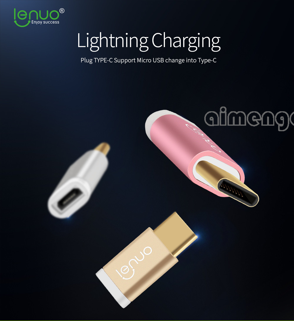 Micro USB 3.0 Type-C lightning charging Plug TYPE-C connected to Type-c interface MacBook for xiaomi 4c Nokia N1 Letv 1s etc(China (Mainland))