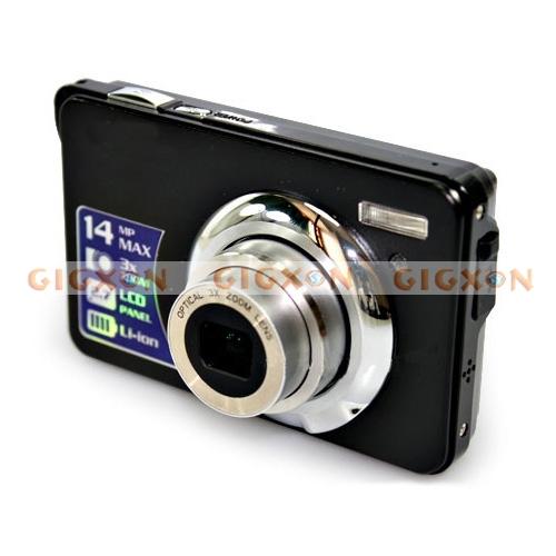 12 million pixels 2 7 screen digital camera sell mad