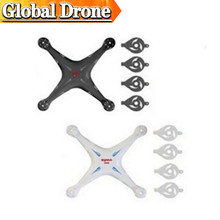 Syma X5SW 2.4G 4ch 6 Axis RC Quadcopter RC drone parts main body drone spare parts body shell for X5SW