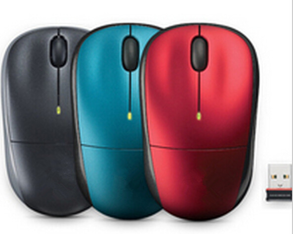 New Logitech Wireless Mouse 2.4G Optical 10M Wireless Mose Logitech Laptop/Desktop Wireless Mouse(China (Mainland))