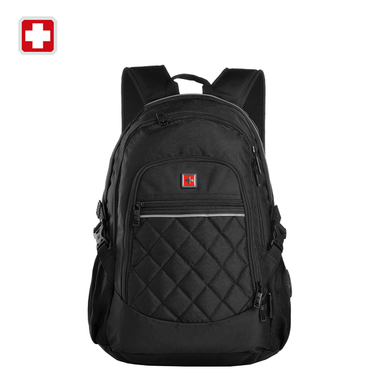 Swisswin sport bag brand backpack waterproof school bag back pack swiss male business for computers laptop bags for men sw9616(China (Mainland))