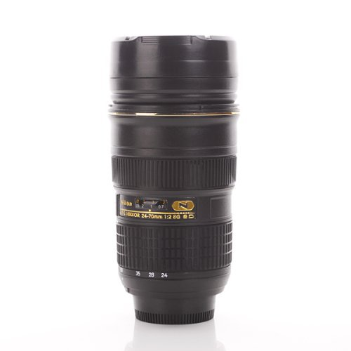 Creative Cup Design Is Simulation To Camera Lens Mug Lens: nikon camera lens coffee mug